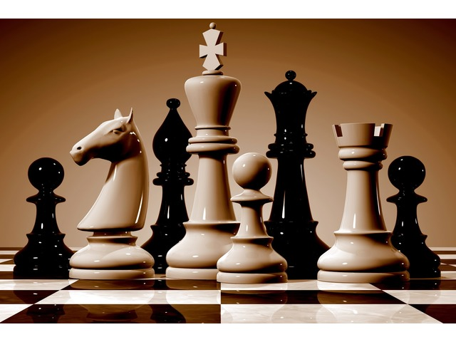 Learn to play CHESS. [BEGINNERS ONLY]