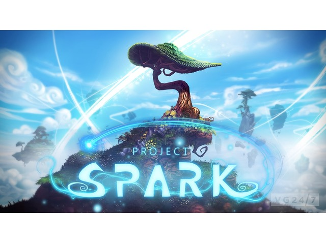 Project spark key