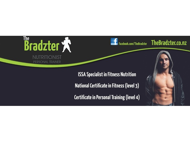 The Bradzter - Nutritionist Services