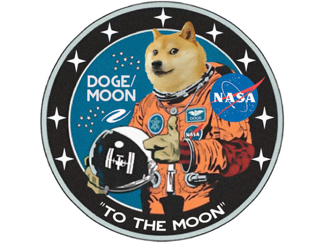 Send Doge to the moon !!