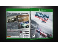 Xbox One. NEED FOR SPEED RIVALS