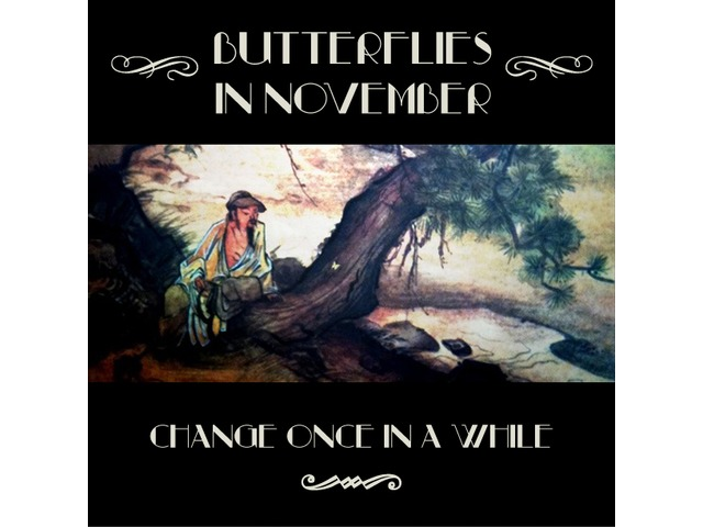 New song from UK indie band Butterflies in November. New song