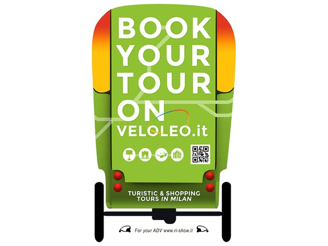 Veloleo - Shopping and City tours - 1h