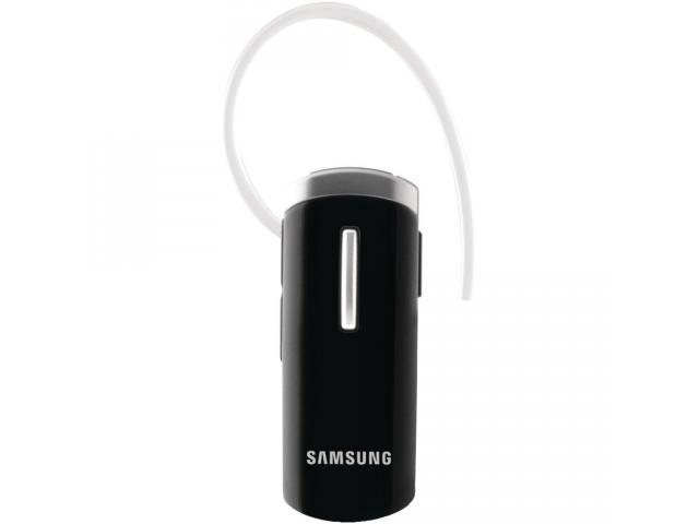 Samsung HM1000 Bluetooth Headset - SUCH BLACK, VERY BUSINESS. wow