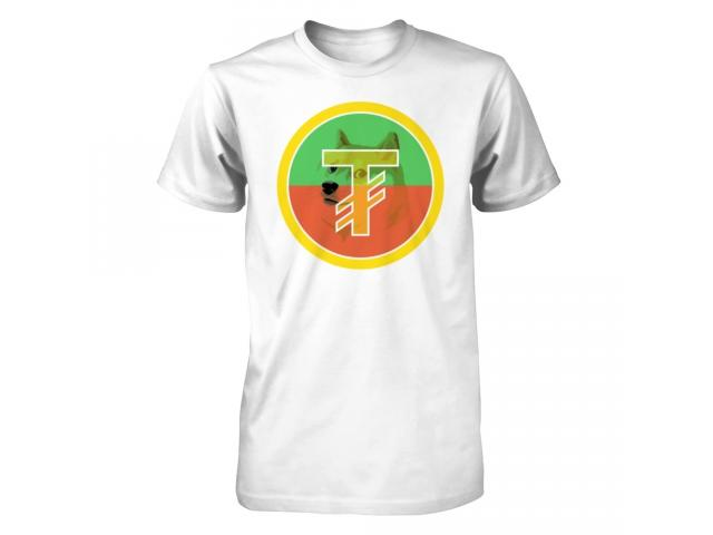 Tacocoin and Dogecoin Merged Mining Shirt