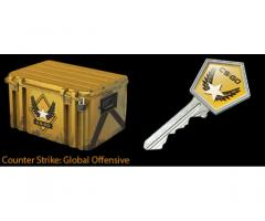 CS:GO Winter Offensive Case + Key