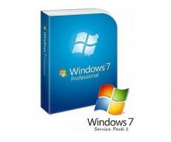 NEW PRODUCT KEY for Microsoft Windows 7 Professional N with Service Pack 1 32/64-bit (English)