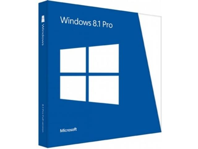 NEW PRODUCT KEY for Microsoft Windows 8.1 Professional 32/64-bit (English)