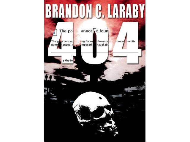 Buy A Digital Copy Of my Novel: 404