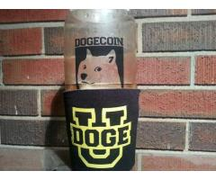 Dogecoin University Coozie