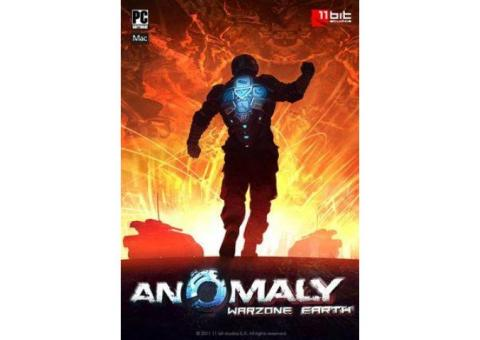 Anomaly: Warzone Earth Key