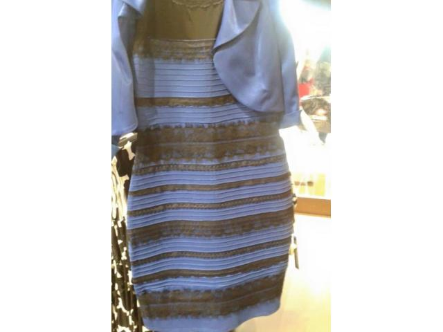I will tell you what the color of the dress is