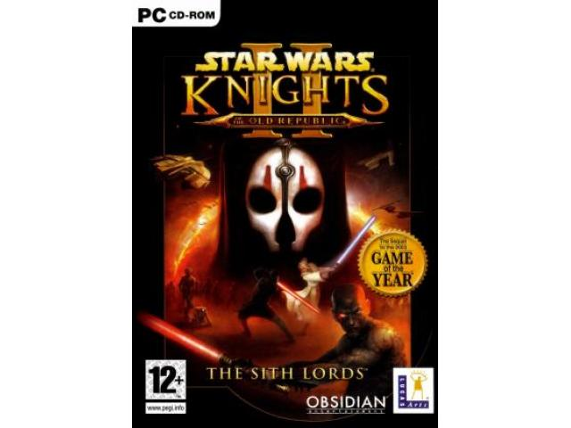 Star Wars: Knights of the Old Republic II The Sith Lords