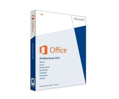 Microsoft Office Professional Plus any version 2010/2013 or 2016 version