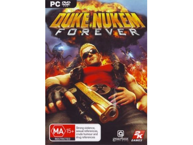 Duke Nukem Forever - Pay as you Wish