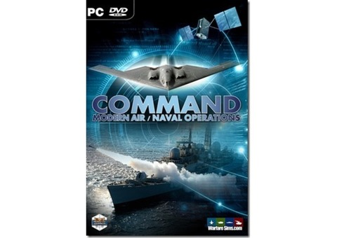 Command Modern Air Naval Operations:  15 USD ( 64 USD less than the steam store)