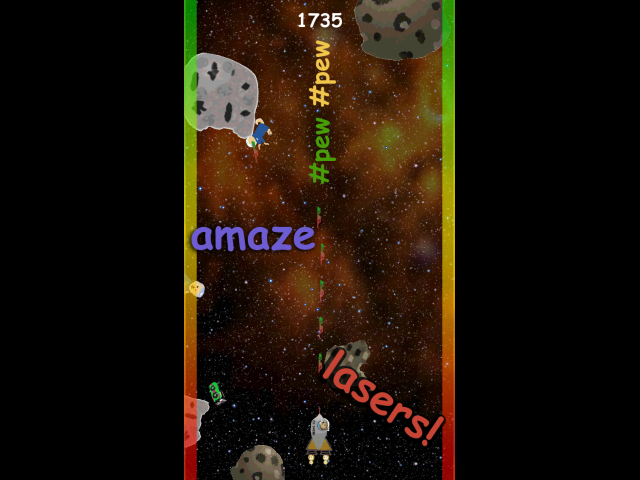 AstroDoge - A Free Casual Mobile Game!