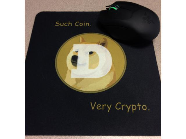 DogeCoin Mouse Pads!