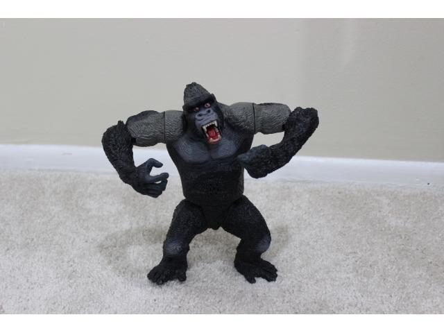 CHAP MEI Gorilla KING KONG Articulated Figure Resin with Action Lever
