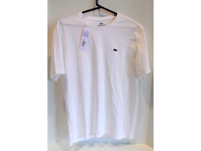 Men's Lacoste T-Shirt - Large, Size 6 - New with Tag