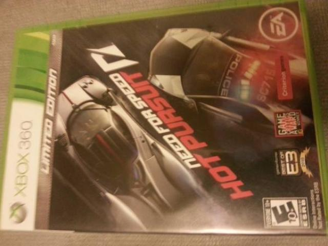 Need For Speed : Hot Pursuit - Limited Edition XBox 360 (2010)