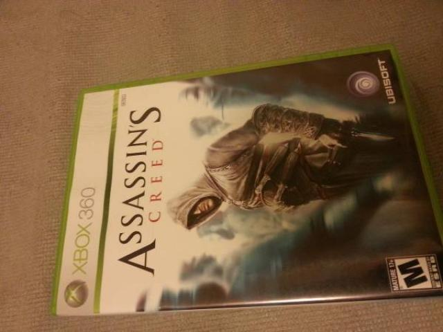 Assassin's Creed (XBox 360, 2007)