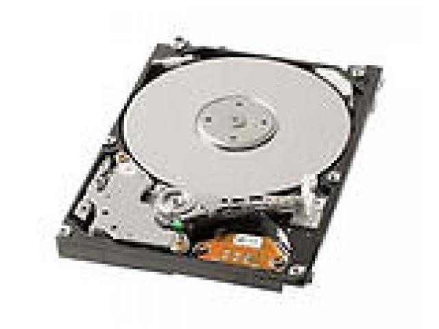 250GB Toshiba 7200RPM HDD