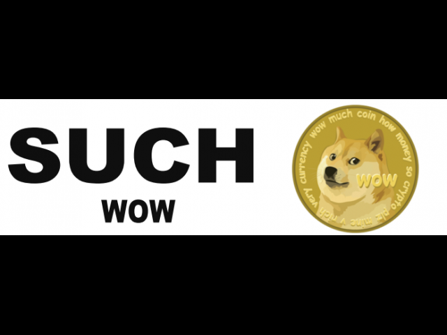 Such Wow Bumper Sticker