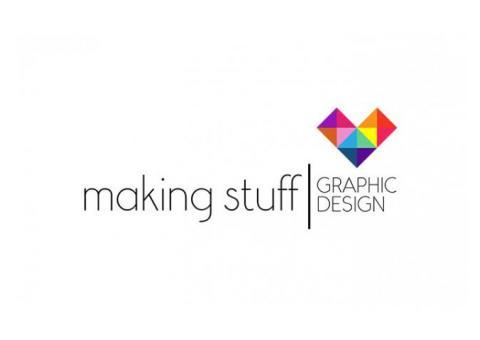 Making Stuff Graphic Design - Stickers, Graphics and more!