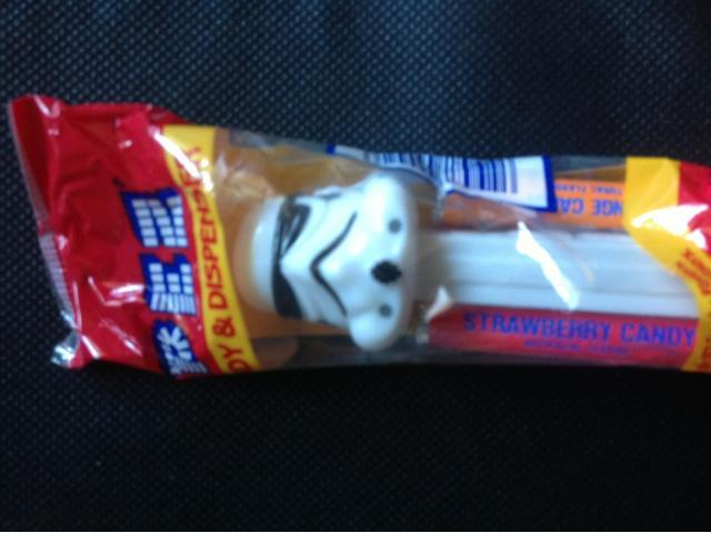 Series 2 Star Wars collectable Pez dispenser.