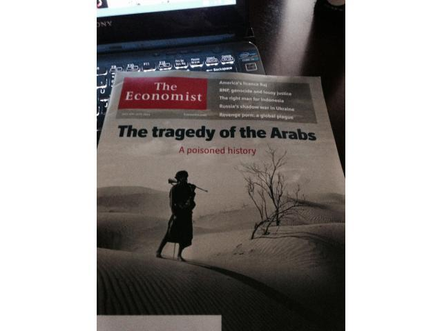 The Economist July 5th - 11th, 2014