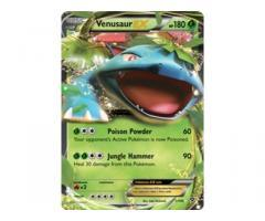Venusaur EX 1/146 - Pokemon XY Holo Ultra Rare Card