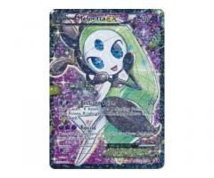 Meloetta EX RC25/RC25 - Legendary Treasures Radiant Full Art Ultra Rare